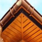 Подшивка крыши (соффиты)