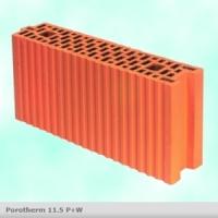 Керамический блок Porotherm 11,5 P+W