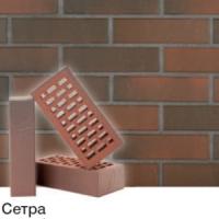 Клинкерный облицовочный кирпич Terca Setra