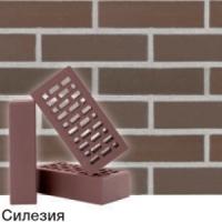 Клинкерный облицовочный кирпич Terca Silesja