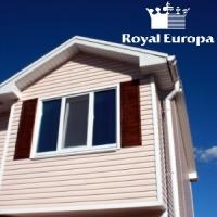 Сайдинг виниловый Royal Europa