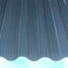 Лист ПВХ Salux WHUV 76/18 2*0.9, дымчатая волна
